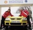 Rekordziści Guinnessa we współpracy z Shell wyruszyli w podróż dookoła świata