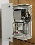 Szerokopasmowy dostęp oraz usługi IPTV dla małego osiedla dzięki rozwiązaniu firmy Ericsson ukrytemu w małej szafce