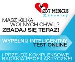 Zbadaj się teraz ? bezpłatne konsultacje medyczne w CDT Medicus