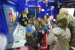 Niemal 1,9 tys. dzieci i 500 dorosłych odwiedziło mobilne centrum nauki ?Planeta Energii? w Zielonej Górze!