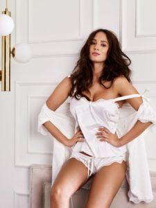 Kobiety ubrane w intymność - Marlena Bielińska