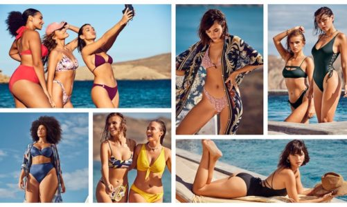 Kolekcja na lato 2021: Moda plażowa i Stroje kąpielowe CHANGE Lingerie